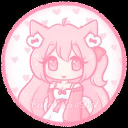 [Commission] Heartpuff Icon