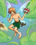 Male Fairy by kozmica64