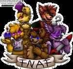 Five Nights at Freddys (Redraw)