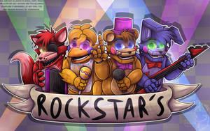 Rockstars ( fnaf 6) by Infanio