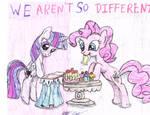 We Aren't So Different