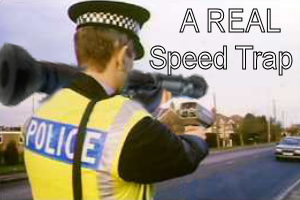 A REAL Speed Trap by TheComet