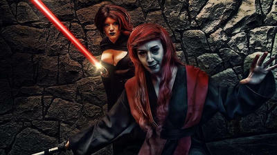 About that Sith life! by OhMySophii