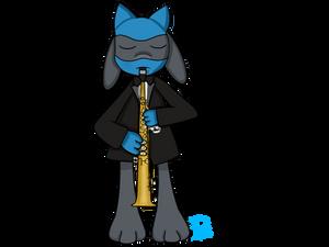 Soprano Saxophone Riolu