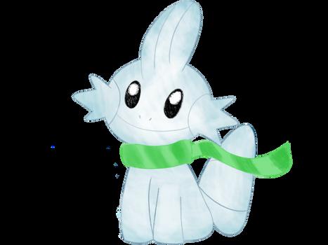 Mudkip Snowman
