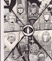Cobra Troopers by infernalengines
