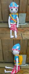 Prospit PM doll by Violet-Kitsune-Lila