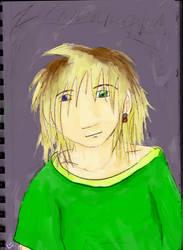 Aha! An old drawing of Zinnian~
