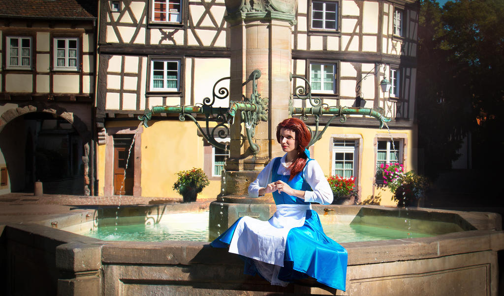 Belle- Little Town by Para0Doll