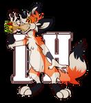 fox eats shawarma