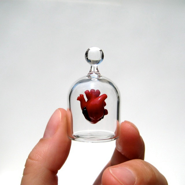 Heart in a Jar by JGraystoune
