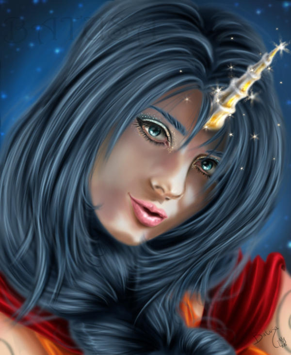 Soraka Divina by Batusa