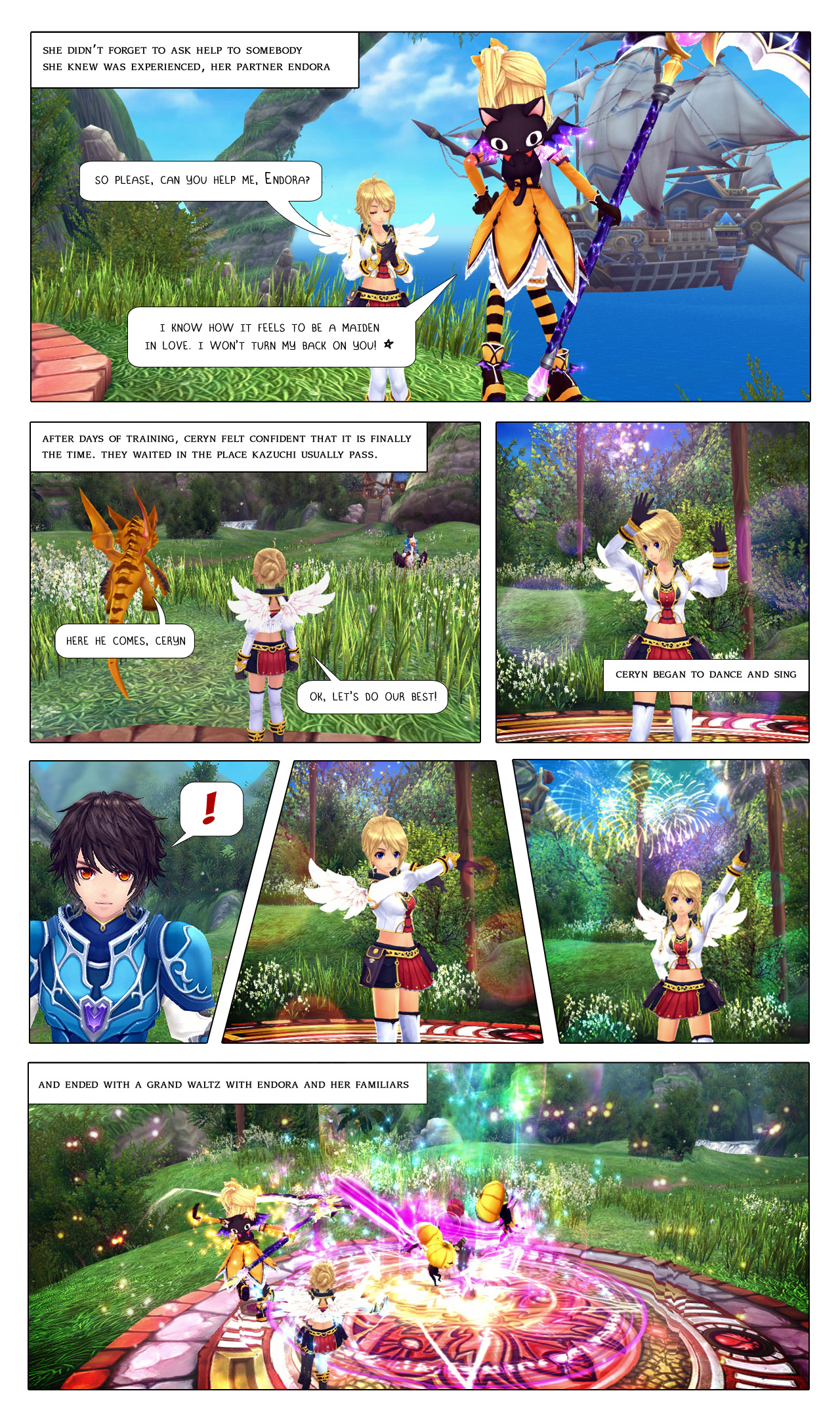 Aura Kingdom New Players Guide  GuideScroll