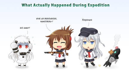 What Actually Happened During Expeditions