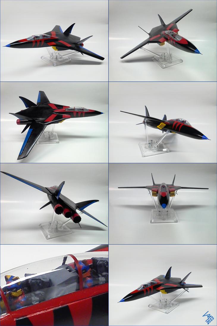 Swat Kats' Turbo Kat by SkylerCraft16 - 106.5KB