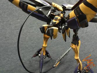 Hashmal Custom: Sting Hazard 2/6 by SkylerCraft16