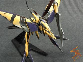Hashmal Custom: Sting Hazard 3/6 by SkylerCraft16