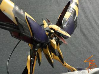 Hashmal Custom: Sting Hazard 4/6 by SkylerCraft16