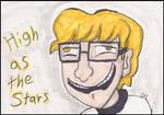 HIGH ON SPACE by Starmischief