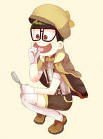 Detective Jyushi by Starmischief