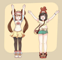 [COM] Rosa and Selene