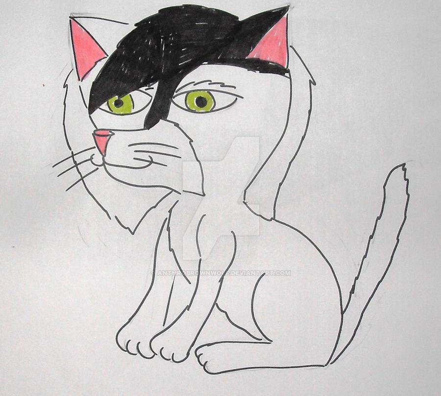 Phoebe - 4 Phoebethepussycat by AnthroBrownWolf
