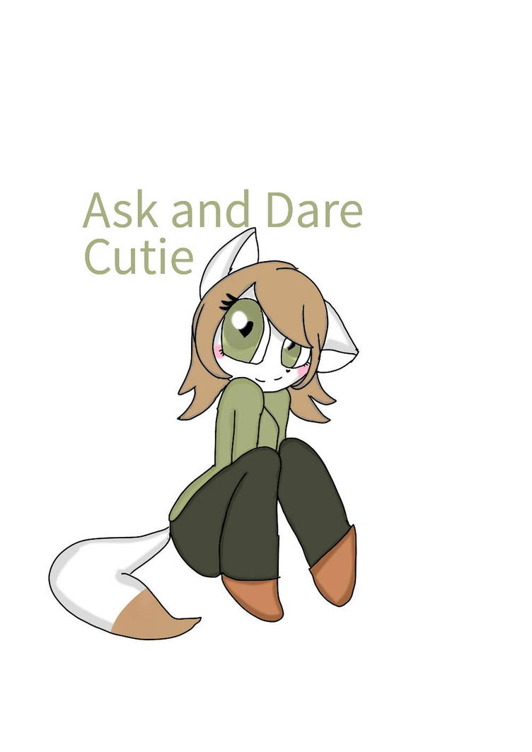 Ask and dare Cutie/No request or art trade\ by MimikyuChan