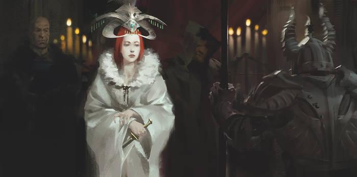 stalwart queen