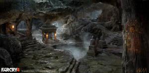 Mis 330 Cave 3 by waywayart