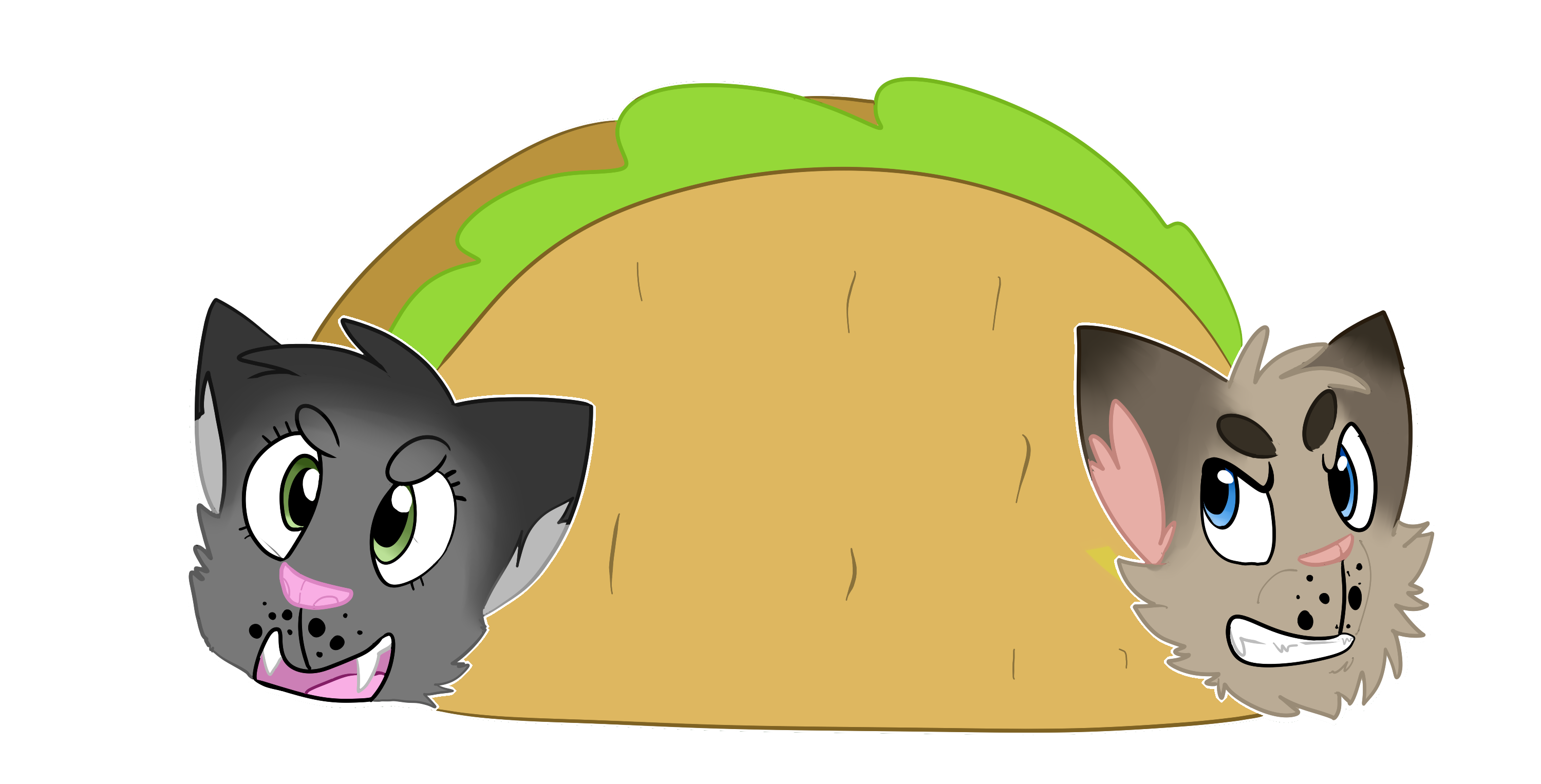 ... Taco Cat Wallpaper by Taco Cats By Qayson On Deviantart ...