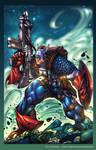 Captain America 01 Color
