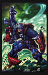 Captain America 01  Orig Color