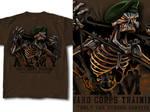 T-Shirt Design Military 02