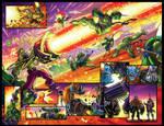 Monstroids Zero Issue 20-21