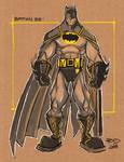 Batman Sketch 001