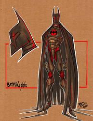 Batman Sketch 002