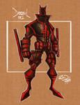 Daredevil Sketch 002