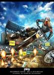 MX vs ATV: Reflex art CLEAN by RobDuenas