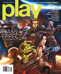 January 2010 PLAY Cover by RobDuenas