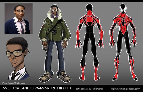 Design Phun -Spiderman 01