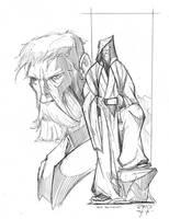 Commish Sketch 13 by RobDuenas