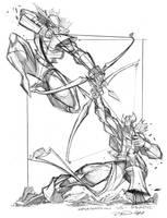 Commish Sketch 16 by RobDuenas