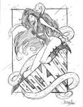 Commish Sketch 26