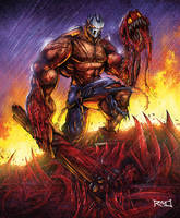 Splatterhouse - FINAL by RobDuenas