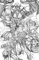 Avengers Shirt Final by RobDuenas