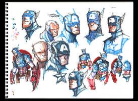 Sketches @ Midnight 003 by RobDuenas