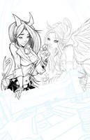 Penny Cover 09 - WIP 05 by RobDuenas