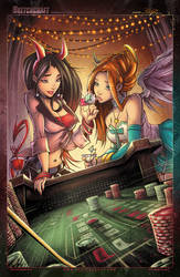 High Rollers by RobDuenas