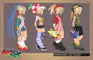 GameCave 02 - Character Design