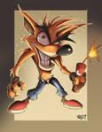 Critter Junkies  01 - Crash Bandicoot Final